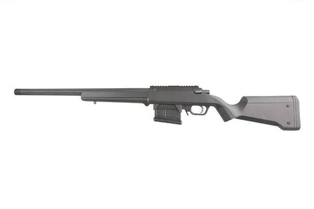 Страйкбольная винтовка snajperskiego AS-01 Striker - black [AMOEBA] (для страйкбола), фото 2