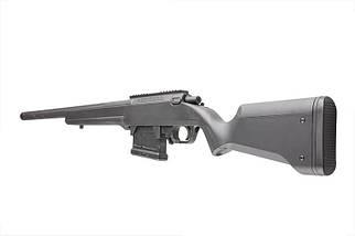 Страйкбольная винтовка snajperskiego AS-01 Striker - black [AMOEBA] (для страйкбола), фото 3