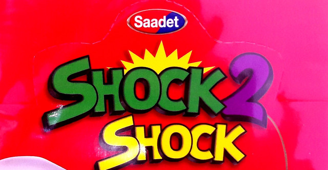 Жувальна гумка Shock2Shock
