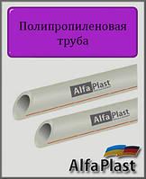 Полипропиленовая труба Alfa Plast PN20 25х4,2