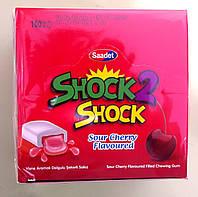 Жувальна гумка Shock2Shock вишня 100 штук