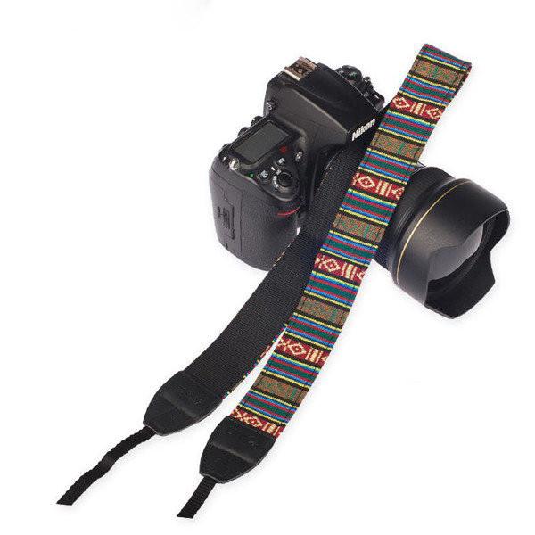 Универсальный ремень для фотокамеры MAYAN.