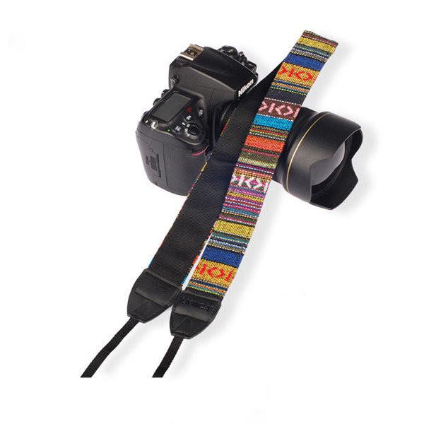 Універсальний ремінь для фотокамери AFRICA.
