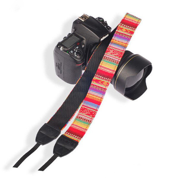 Универсальный ремень для фотокамеры HIPPIE.