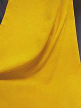 """Штора """"Мелисса"""" желтая, фото 3"""
