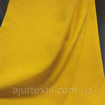 """Штора """"Мелисса"""" желтая, фото 2"""