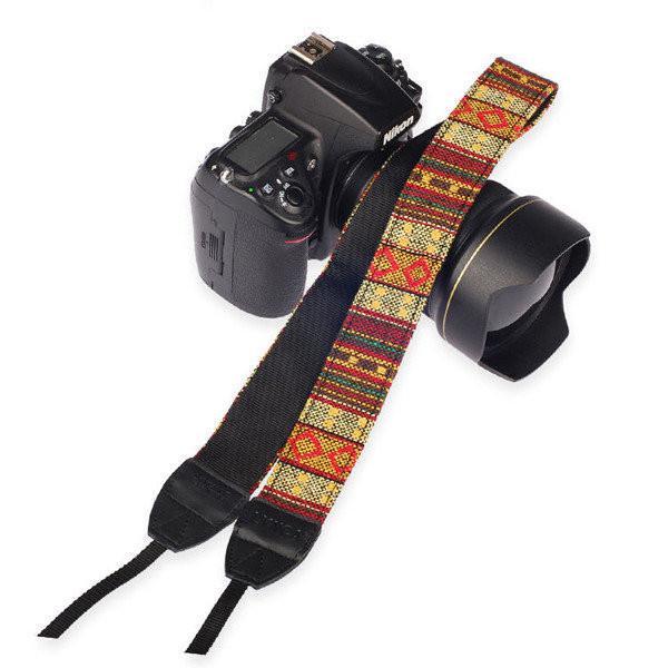 Универсальный ремень для фотокамеры DESERT.