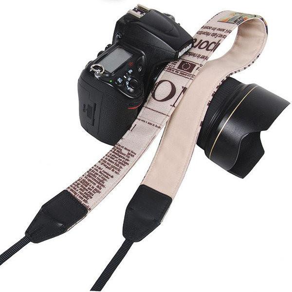 Универсальный ремень для фотоаппарата LYNCA.