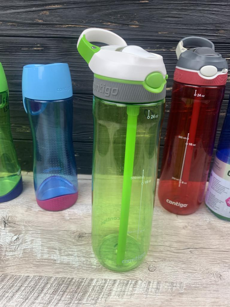 Спортивная бутылка для воды Contigo