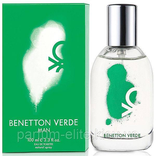 Мужская туалетная вода Benetton Verde Man 30ml