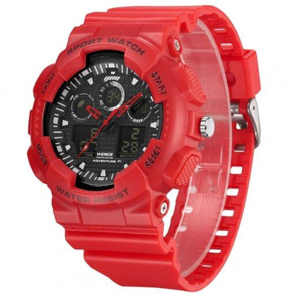 Мужские наручные часы Weide Red