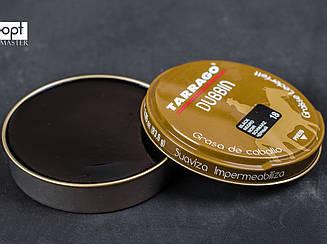 Защитный черный жир для гладкой и жированной кожи Tarrago Dubbin Tin, 50мл, TCL53 (18)