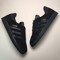 Кроссовки мужские Adidas Gazelle Full Black