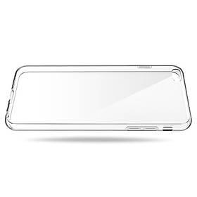 Чехол прозрачный TPU Case для Apple iPhone 5/5s/SE Transparent