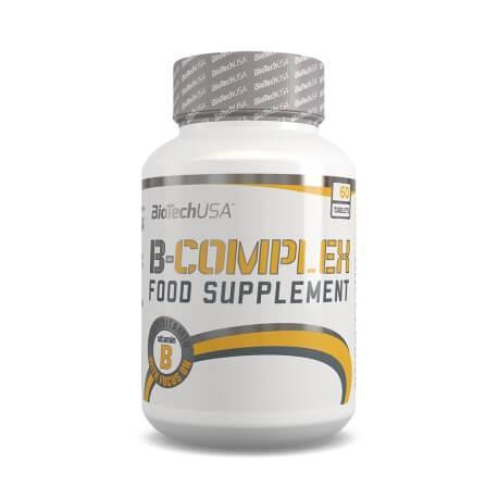 Витамины BioTech B-Complex 60 tabs