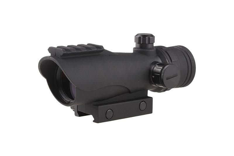 Kolimator V Tactical Red Dot Sight RDA30 - black [Valken]