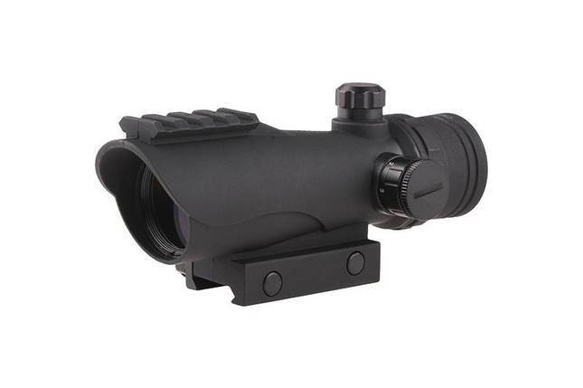 Kolimator V Tactical Red Dot Sight RDA30 - black [Valken], фото 2