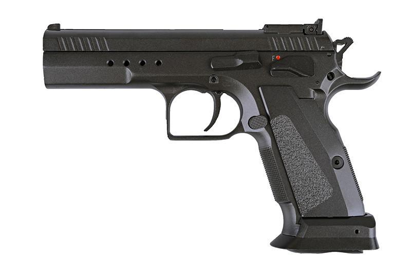 Страйкбольный пистолет 75 tac [KWC] (для страйкбола)