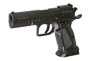 Страйкбольный пистолет 75 tac [KWC] (для страйкбола), фото 2