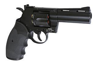 """Реплика револьвера 4"""" .357 [KWC] (для страйкбола), фото 3"""