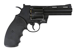 """Реплика револьвера 4"""" .357 [KWC] (для страйкбола), фото 2"""