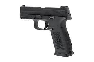 Страйкбольный пистолет FN FNS-9 BAX - black [CyberGun] (для страйкбола), фото 3