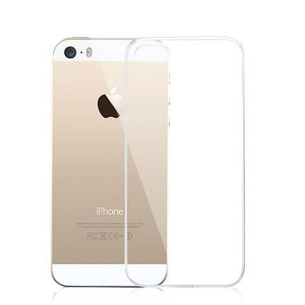 Чехол прозрачный TPU Case для Apple iPhone 7/8 Transparent, фото 2