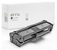 Картридж Samsung MLT-D111S (111S) совместимый, чёрный, стандартный ресурс (1.500 копий) аналог от Gravitone