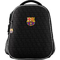 Рюкзак шкільний каркасний Kite Education FC Barcelona BC19-531M