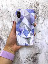 Чехол iPhone 6, 6s, 6 Plus, 6s Plus, 7, 7 Plus, 8, 8 Plus, X, Xs, 10  Бампер Накладка  Айфон, Силикон / чохол, фото 3