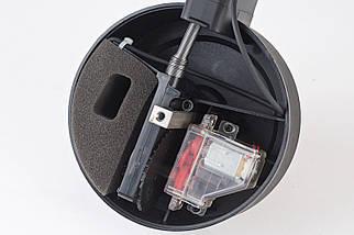 Электро-бункерный магазин Attack Type 1500 шаров для приводов M4/M16 - BLACK (для страйкбола), фото 3