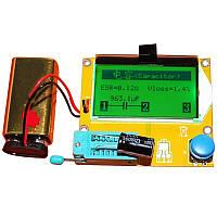 Цифровой тестер транзисторов, тиристоров, резисторов, конденсаторов и прочих электронных компонентов