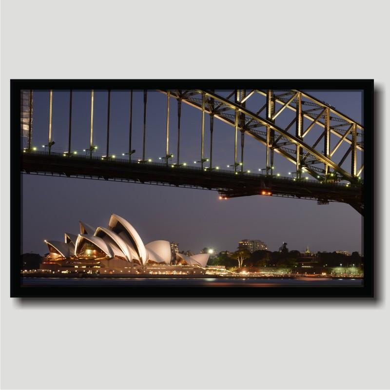 """Картина в раме """"Сидней"""""""