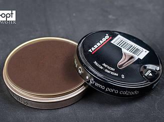 Крем-паста для обуви темно-коричневая Tarrago Shoe Polish, 50 мл,TCL40(06)
