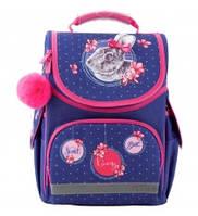 Рюкзак шкільний каркасний Kite Education Fluffy bunny K19-501S-4