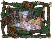 Фоторамка Riversedge Pine Frame 4' x 6'