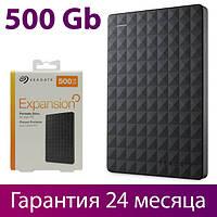 "Внешний жесткий диск 500 Гб Seagate Expansion, Black, 2.5"", USB 3.0 (STEA500400)"