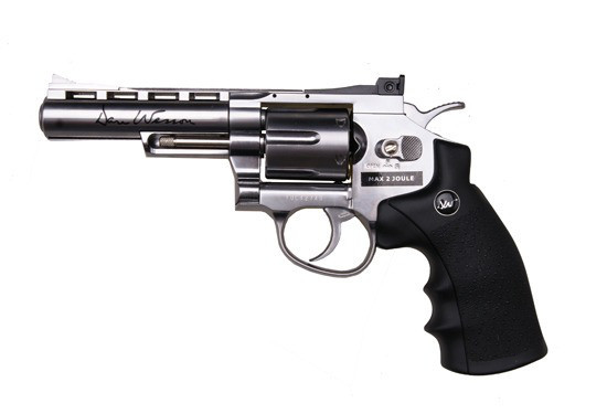 """Револьвер Dan Wesson 4"""" [ASG] (для страйкбола)"""