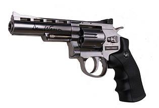 """Револьвер Dan Wesson 4"""" [ASG] (для страйкбола), фото 3"""