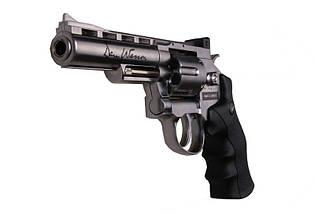 """Револьвер Dan Wesson 4"""" [ASG] (для страйкбола), фото 2"""