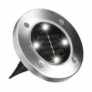 Уличный светильник на солнечной батарее Disk lights