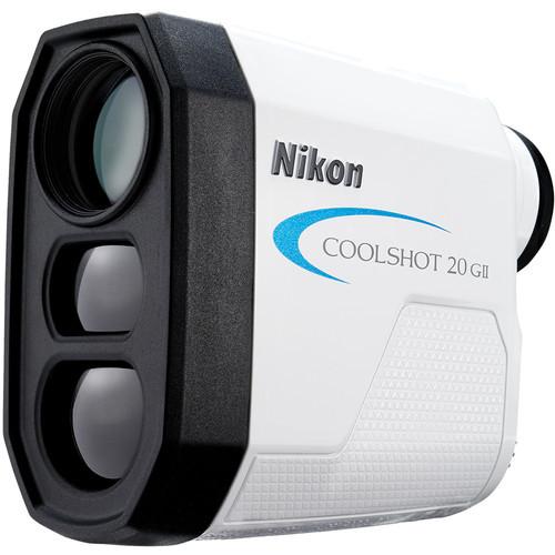 Лазерный дальномер Nikon CoolShot 20 GII 6x20 Golf (16667)