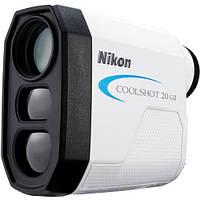 Лазерный дальномер Nikon CoolShot 20 GII 6x20 Golf (16667), фото 1