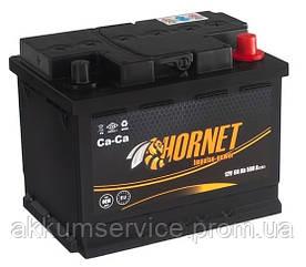 Аккумулятор автомобильный HORNET 60AH R+ 580A