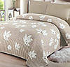 """Покрывало на двуспальную кровать  """"Floven""""  Soft Cotton 230х250"""