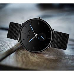 Мужские наручные часы Civo Tower Black