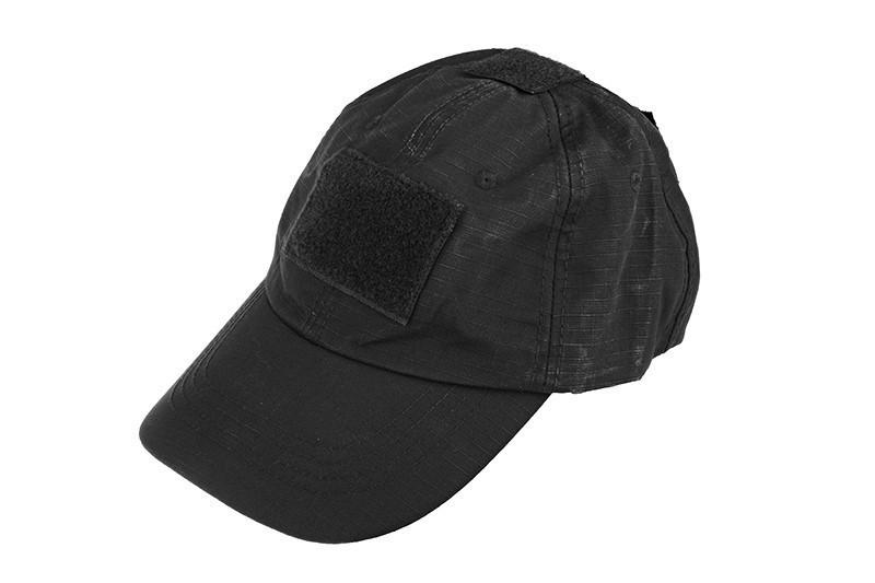 Бейсболка тактическая - black [ACM] (для страйкбола)