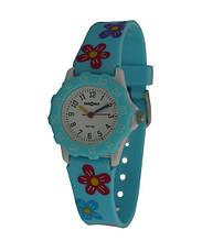 Часы наручные детские на цветном ремешке