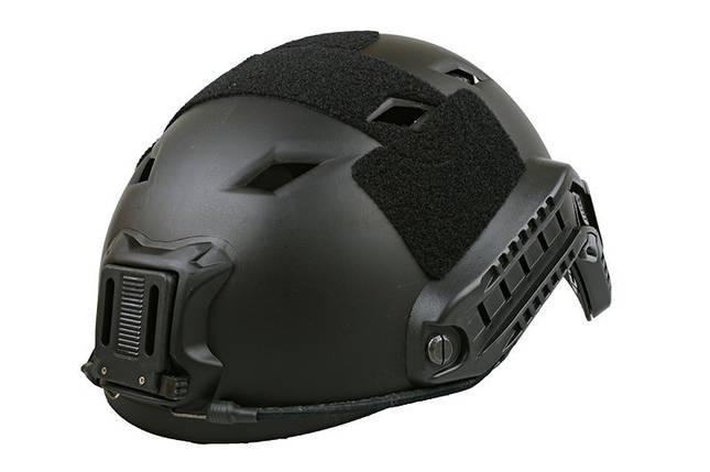 Реплика шлема X-Shield FAST BJ - black [Ultimate Tactical] (для страйкбола), фото 2