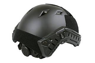 Реплика шлема X-Shield FAST BJ - black [Ultimate Tactical] (для страйкбола), фото 3